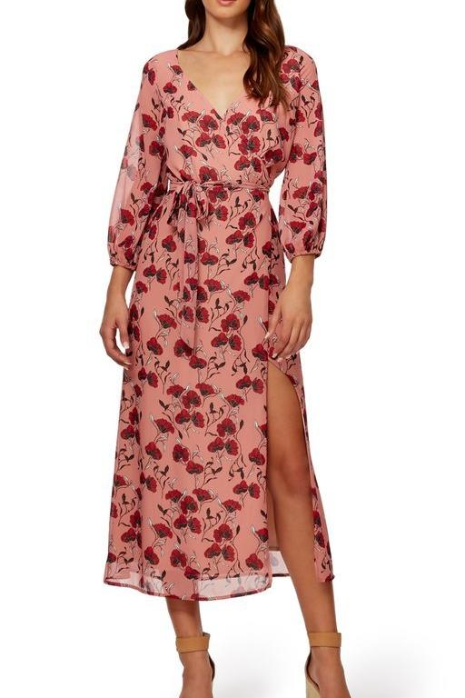 Kookai Valentine Midi Dress - Never Twice