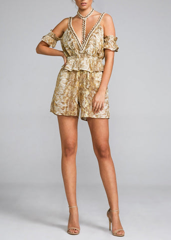 Eliya the Label Kahlia Playsuit - Never Twice