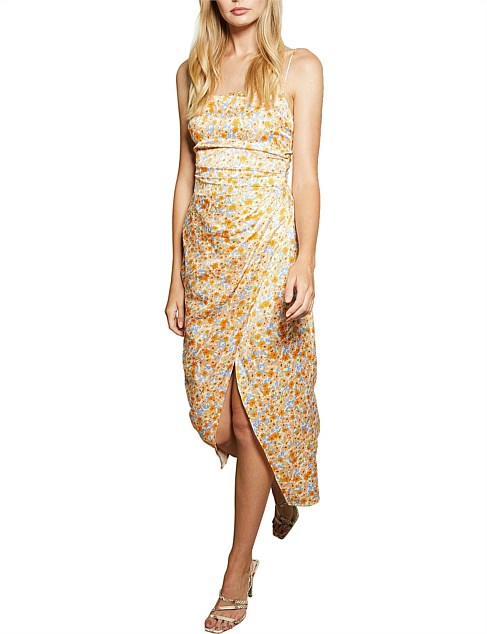 Bec & Bridge Heidi Midi Dress