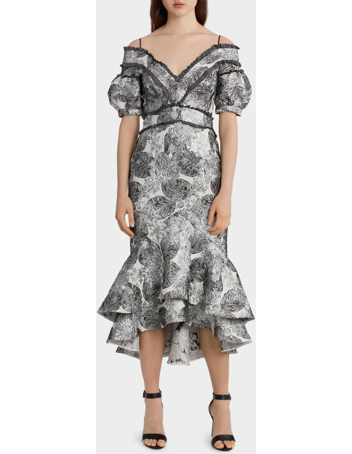 Nicola Finetti Helena Dress