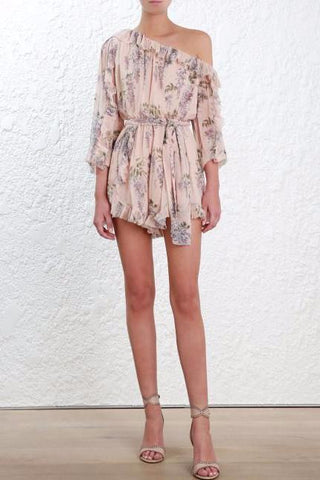 Zimmermann Folly Whimsy Playsuit - Never Twice