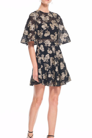 Talulah Brazen Mini Dress - Never Twice