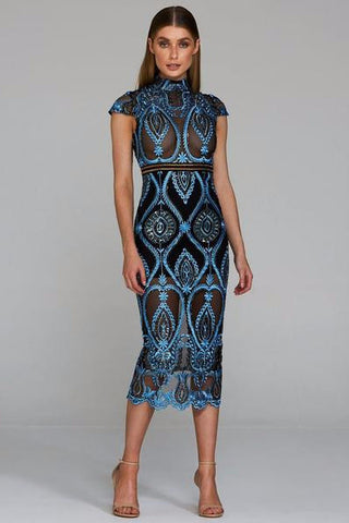 Eliya the Label Chanelle Dress - Never Twice