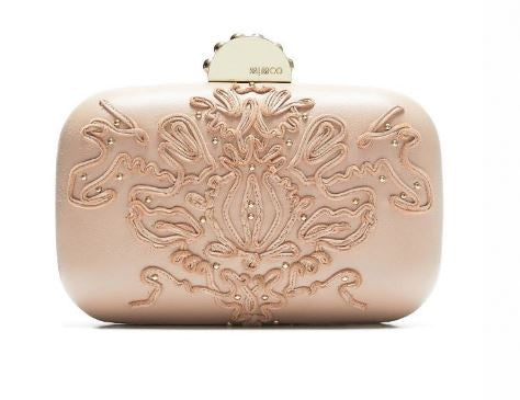 MIMCO Regent Hardcase Clutch in Pancake - Never Twice