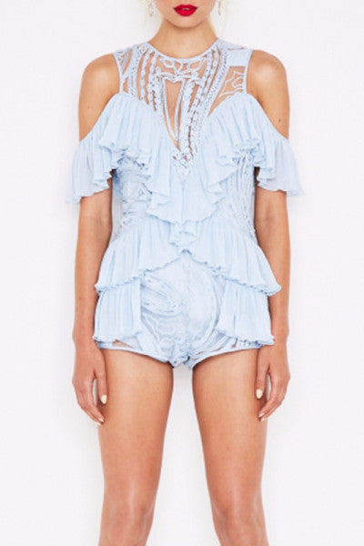 Alice McCall You're So Young So Have Fun Girl Playsuit - NO LONGER AVAILABLE - Never Twice