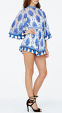 Alice McCall Blue Young Hearts Run Free Playsuit - NO LONGER AVAILABLE - Never Twice