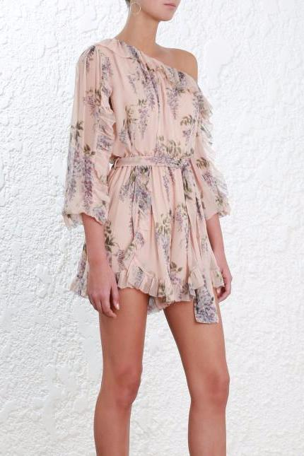 5214b2ebf0 Zimmermann Folly Whimsy Playsuit - Never Twice. Images   1   2   3   4 ...