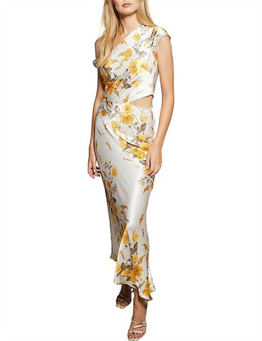 Bec & Bridge Matilde Asym Midi Dress