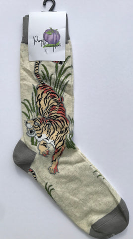 Louisiana Socks - TIGER