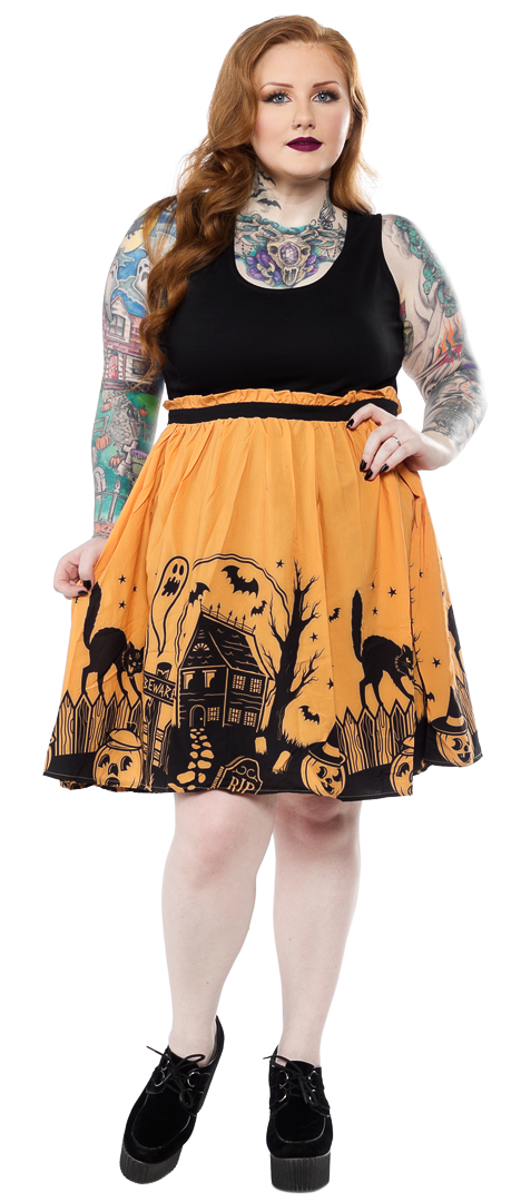 Haunted House Dress