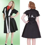 Bettie Page Bowling Dress