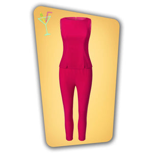 Donna Capri Suit Bottoms