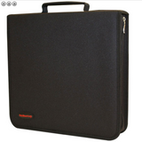 TekNmotion 160 Disc Case / Organizer - Black