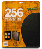 TekNmotion 256 BLACK CD BINDER