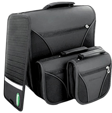 TekNmotion 4 Piece CD/DVD Storage Case Combo