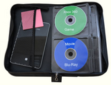 TekNmotion 64 CD/DVD Black On Black Carry Case