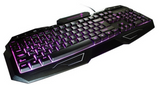 TekNmotion Nibiru CK1 Mutli-Color Backlit LED Gaming Keyboard