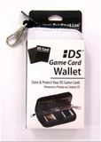 TekNmotion SD Card or DS Game Card Wallet - White