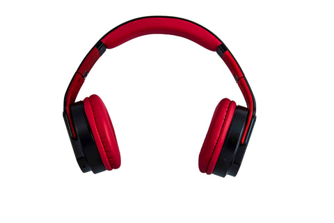 TekNmotion Flip Soundz Bluetooth Headset / Flip out Speaker - RED