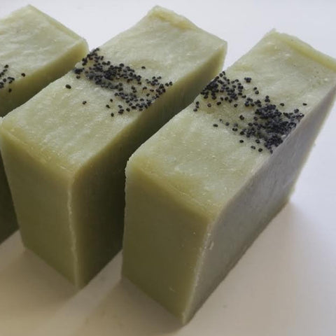 Sweet Fennel and Juniper Berry Soap, handcrafted by IRMA and VIOLET Australia. Palm oil free, cruelty-free, vegan friendly.