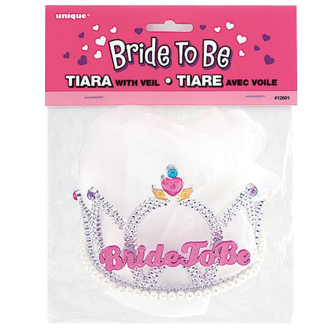 Hen Party 'Bride To Be' Tiara