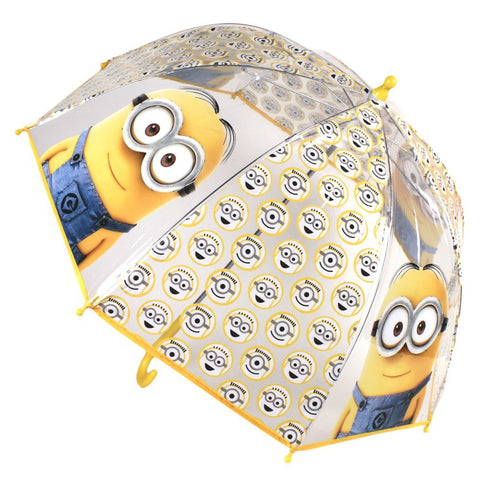 Child Minions umbrella