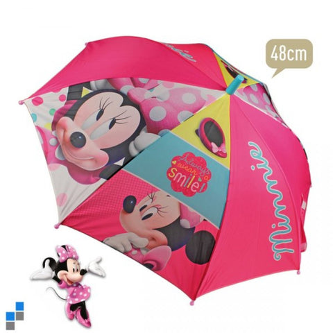 Child Minnie Mouse umbrella