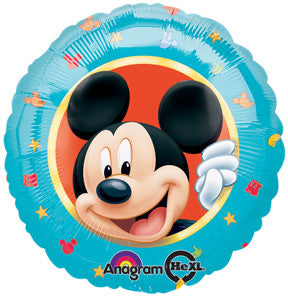"Mickey Portrait 18"" Foil Balloon"