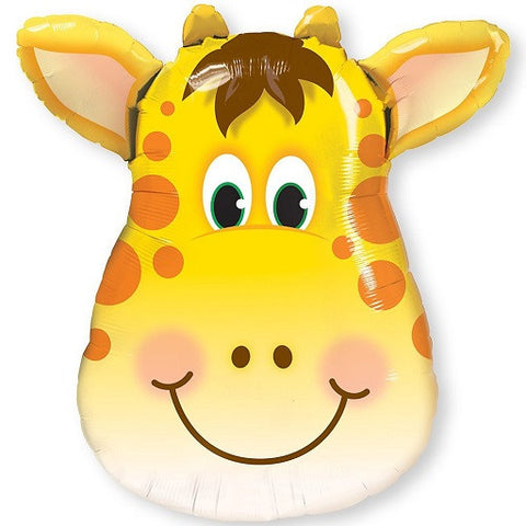 "14"" Jolly Giraffe Foil Balloon"