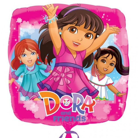 "Dora the Explorer 18"" Foil Balloon"