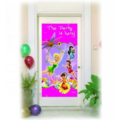 Springtime Fairies Door Banner