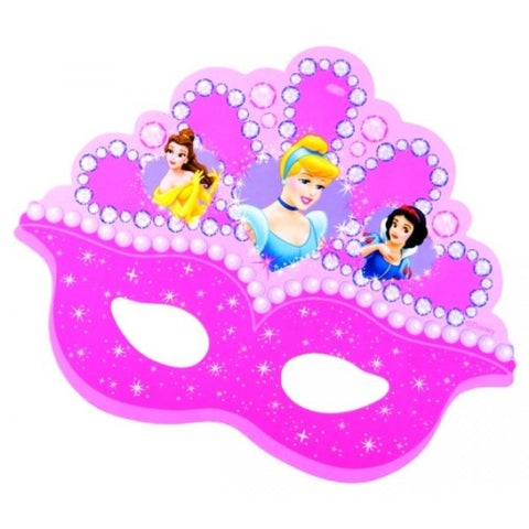 Princess Paper Masks