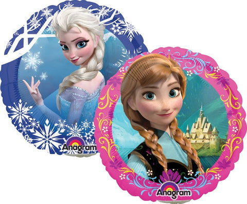 "9"" Disney Frozen Foil Balloon"