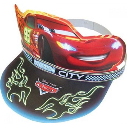 Cars Party Hats 6ct