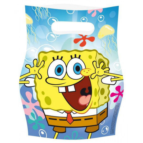 SpongeBob Party Bags 6ct