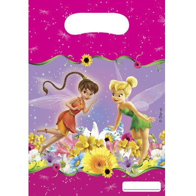 Springtime Fairies Party Bags 6ct