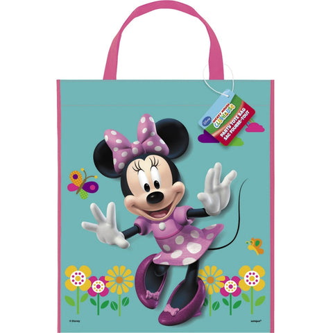 Minnie Mouse Party Tote Bag