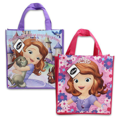 "Sofia the First Tote Non-Woven Bag - 15.2""H"