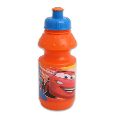 Cars Plastic Water Bottle - 350ml