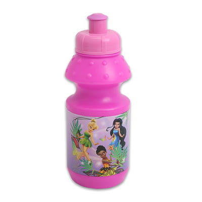 Fairies Plastic Water Bottle - 350ml