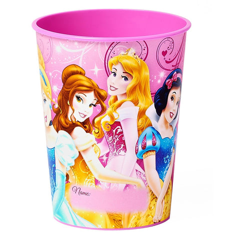 Disney Princess Favor Cup 16oz