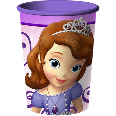 Sofia the First  Favor Cup 16oz