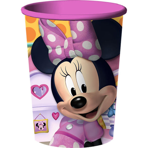 Minnie Mouse Plastic Favor Cup 16oz