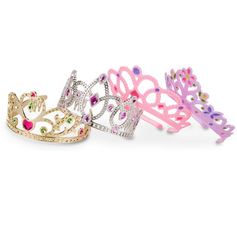 Dress-Up Tiaras 4ct