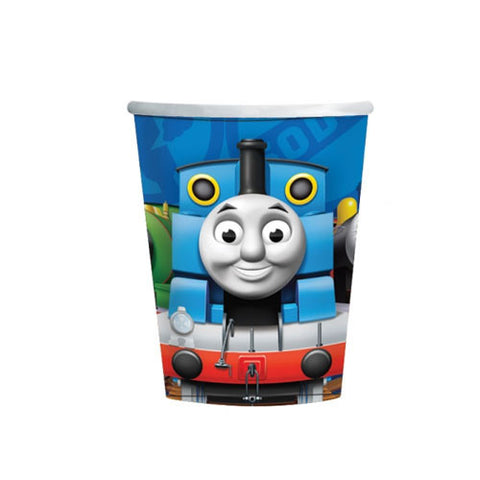 Thomas And Friends Party Paper Cups 8ct