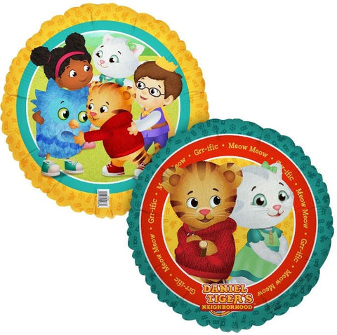 "Daniel Tiger's Neighborhood 18"" Foil Balloon"