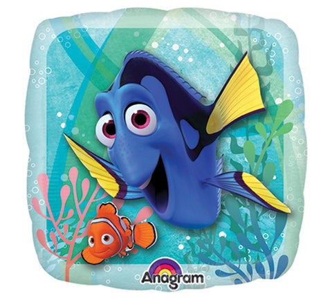 "9"" Finding Dory Foil Balloon"