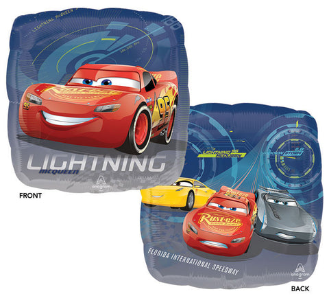 "9"" Disney Cars Foil Balloon"