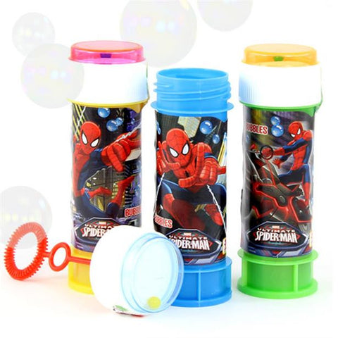 Spiderman Bubbles