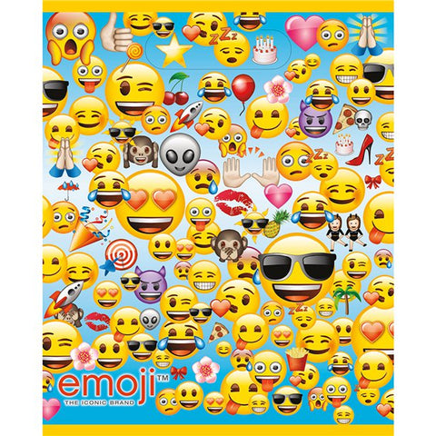 Emoji Loot Bag 8ct